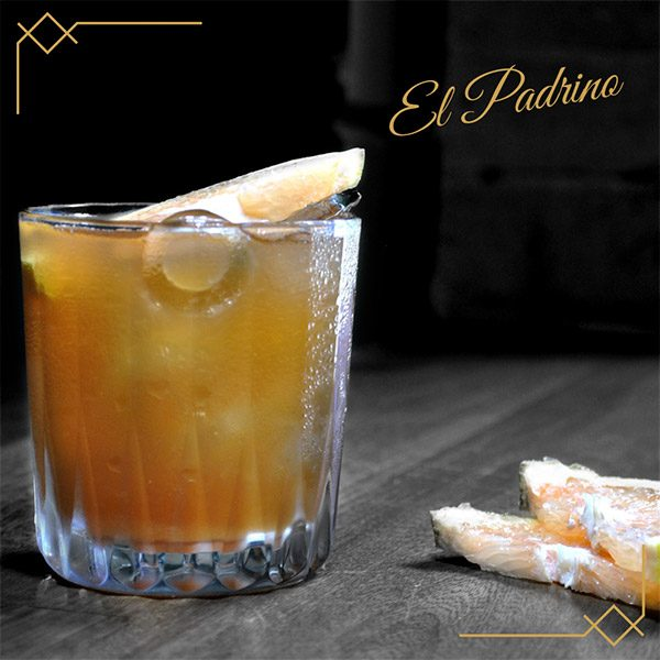 Bares en guadalajara - Cocteleria - Cocteles - Coctel EL PADRINO
