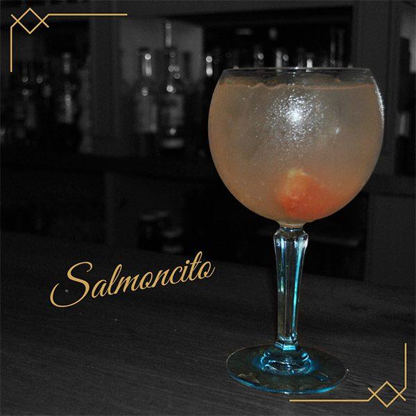 Bares en guadalajara - Cocteleria - Coctel EL SALMONCITO