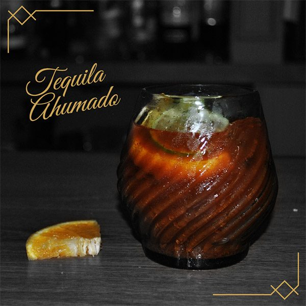 Bares en guadalajara - Cocteleria - Cocteles - Coctel TEQUILA AHUMADO