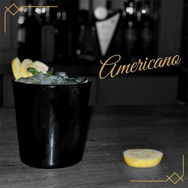 Bares en guadalajara - Cocteleria - Coctel EL AMERICANO