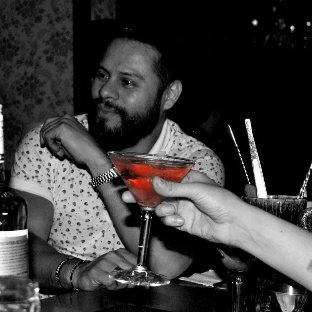 Mix something fernandoperetz   WhoIsFatCharlie WeLoveFatCharlie FatCharlie Drinks Night