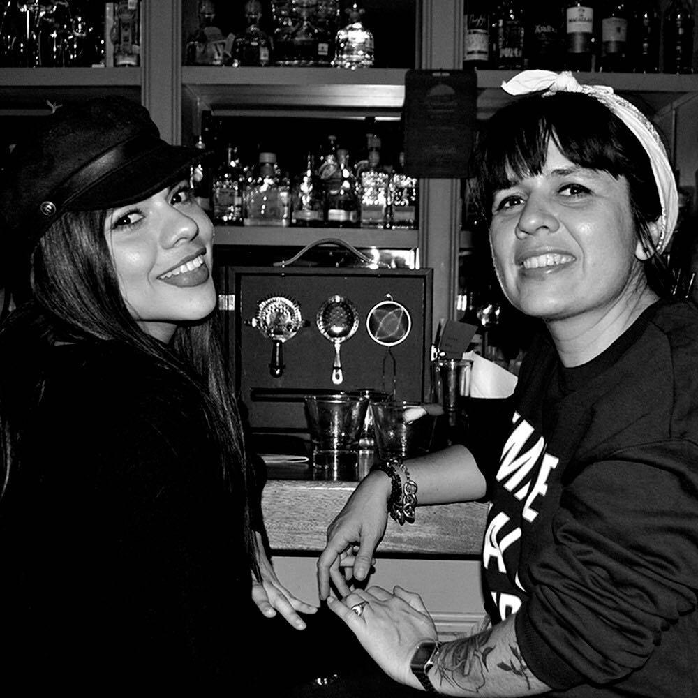 Ladies night  WhoIsFatCharlie WeLoveFatCharlie FatCharlie Drinks Night Gdl cheers